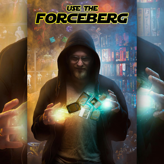 Use The ForceBerg